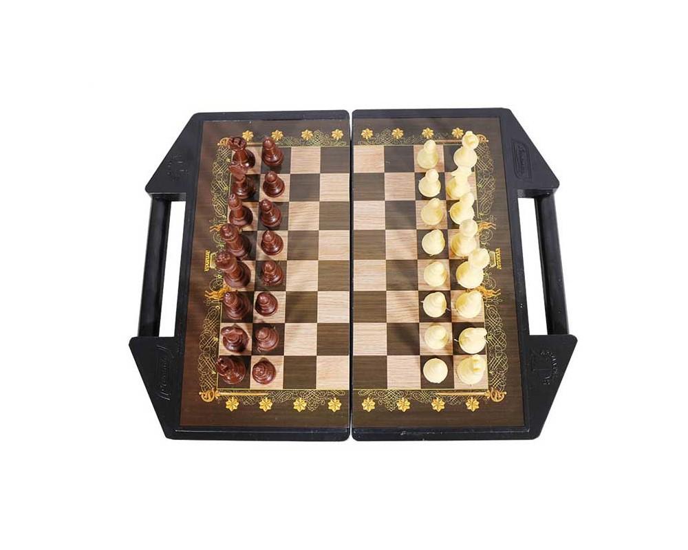 شطرنج و تخته نرد مگنتی مدل بردیا مدل آماندا