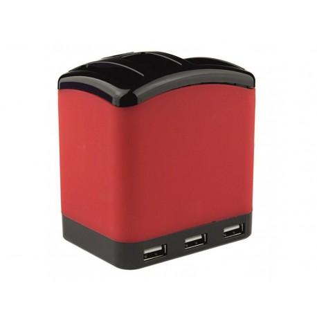 هاب یو اس بی با قابلیت جا قلمی XP 825 USB Hub With Pen Holder |