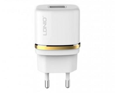 قیمت شارژر دیواری گوشی موبایل تک پورت DL-AC50