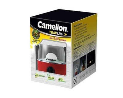 چراغ قوه فانوسی کملیون Camelion SL2011 TRAVLite Mini LED Lantern