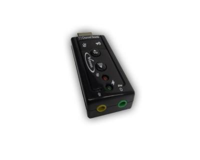 قیمت کارت صدای اکسترنال USB VENOUS PV-K01
