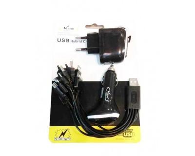 قیمت شارژر همه کاره ونوس VENOUS PV-CH52