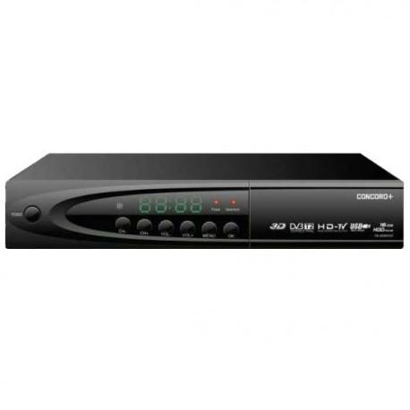 قیمت ست تاپ باکس SetTop Box گیرنده دیجیتال تلویزیون کنکورد Concord DB-6000HDD