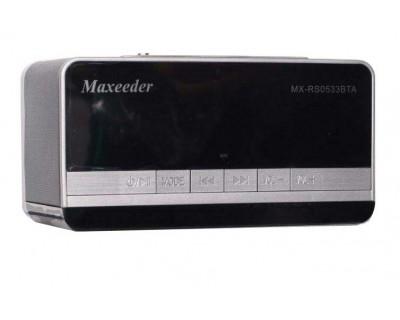 قیمت خرید رادیو ساعت Maxeeder MX-RS0533BTA