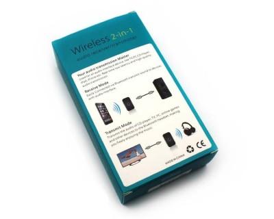 قیمت خرید دانگل فرستنده و گیرنده صدای بلوتوثی Bluetooth Audio Transmitter and Receiver 2 in 1