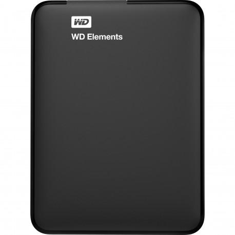 قیمت خرید باکس هارد 2.5 اینچی وسترن دیجیتال WD ELements USB3 HDD BOX