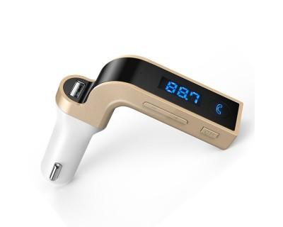قیمت شارژر فندکی و اف ام پلیر بلوتوثی Car G7 FM Player