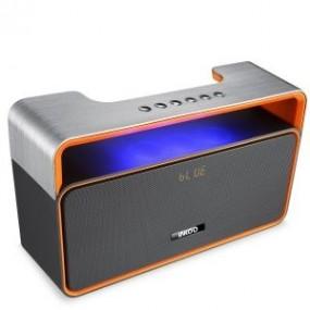 خرید اینترنتی انواع اسپیکر عادی و شارژی دارای رادیو FM و ساعت و پخش کننده فلش USB,SD