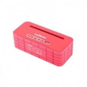 خرید اسپیکر قابل حمل و پرتابل با قابلیت رادیو FM و پلیر فایلهای صوتی