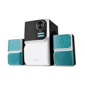 خرید اسپیکر خانگی سه تکه با قابلیت پخش انواع فایلهای صوتی